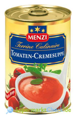 Foto von Menzi Terrine Culinaire Tomaten-Cremesuppe