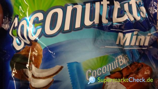 Foto von Aldi Nord Coconut Bits Mini