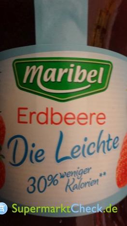 Foto von Maribel Die Leichte Fruchtaufstrich