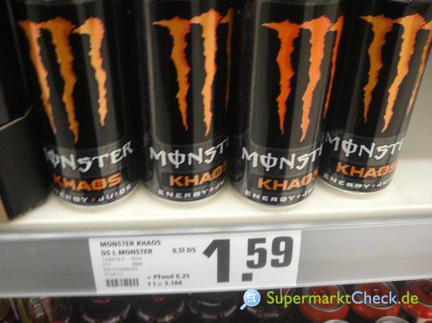 Foto von Monster Energy Khaos