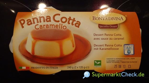 Foto von Bonta Divina Panna Cotta Caramello