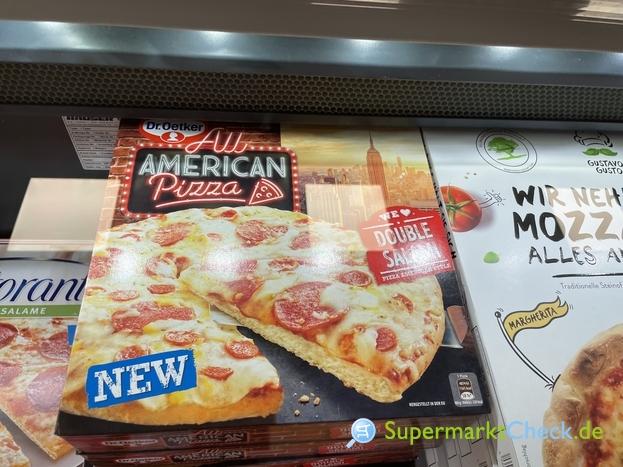 Foto von Dr. Oetker All American Pizza
