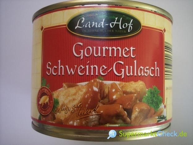 Foto von Land-Hof Gourmet Schweine Gulasch