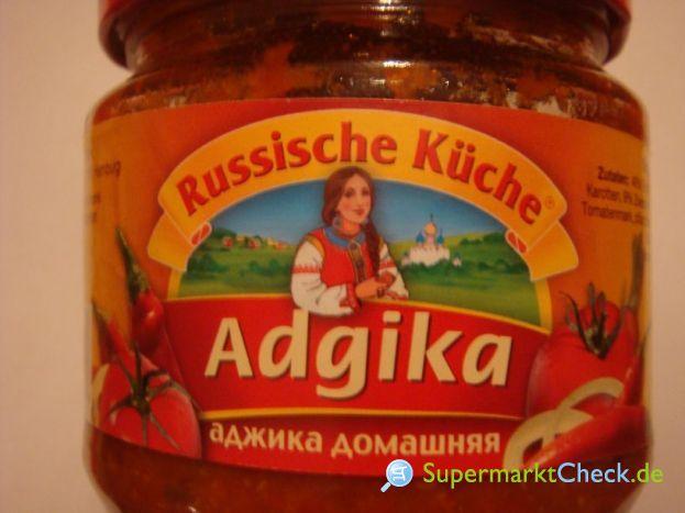 Foto von Dovgan  Russische Küche Adgika