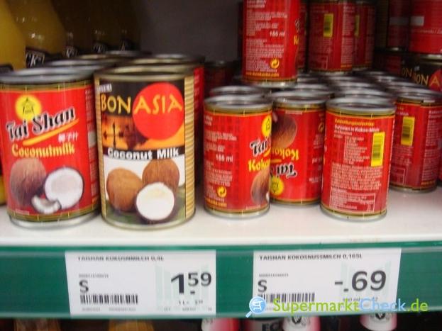 Foto von Tai Shan Coconut Milk