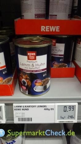 Foto von REWE Beste Wahl Premium Lamm & Huhn