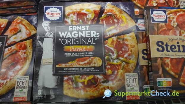 Foto von Ernst Wagners Original Pizza