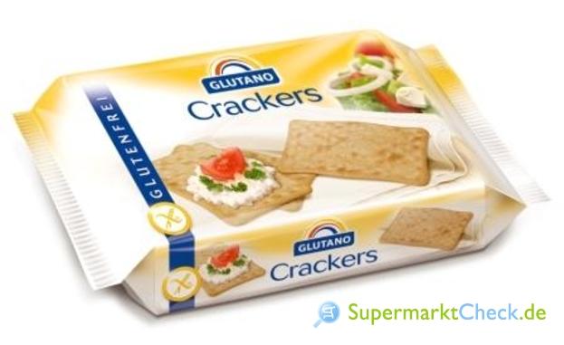 Foto von Glutano Crackers