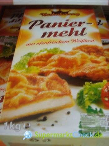 Foto von Bäckerkrönung Paniermehl