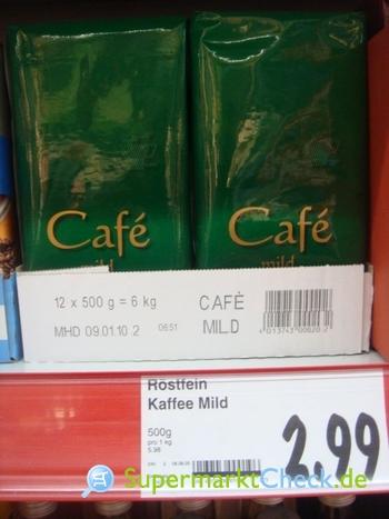 Foto von Kaufland Kaffee