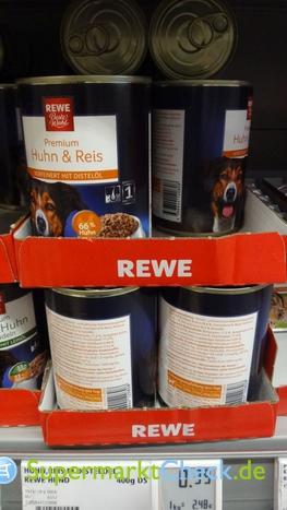 Foto von REWE Beste Wahl Premium Huhn & Reis
