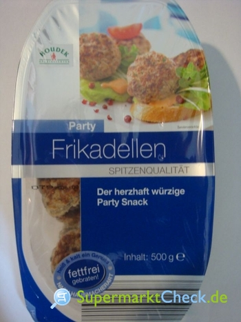 Foto von Houdek Party Frikadellen