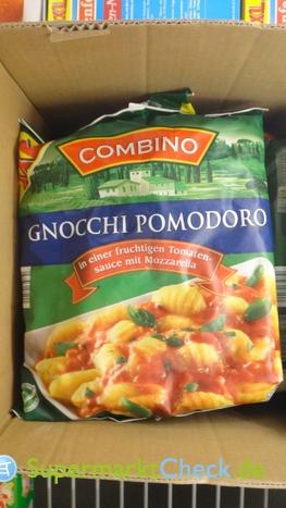 Foto von Combino Gnocchi Gericht