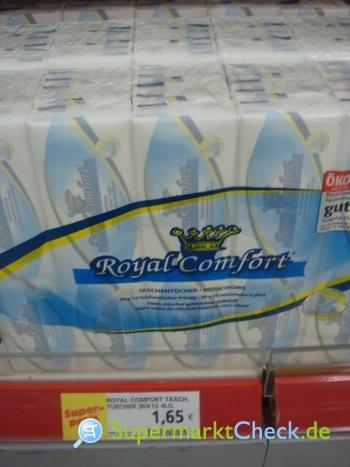 Foto von Royal Comfort Taschentücher
