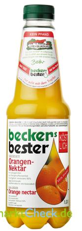 Foto von Beckers Bester Orangen-Nektar