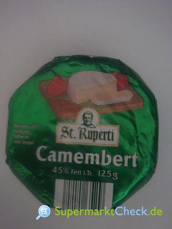 Foto von St. Ruperti Camembert