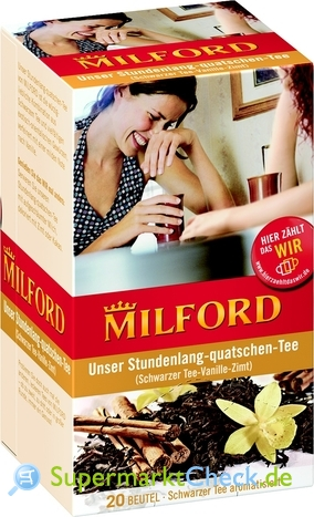 Foto von Milford Unser Stundenlang-quatschen-Tee