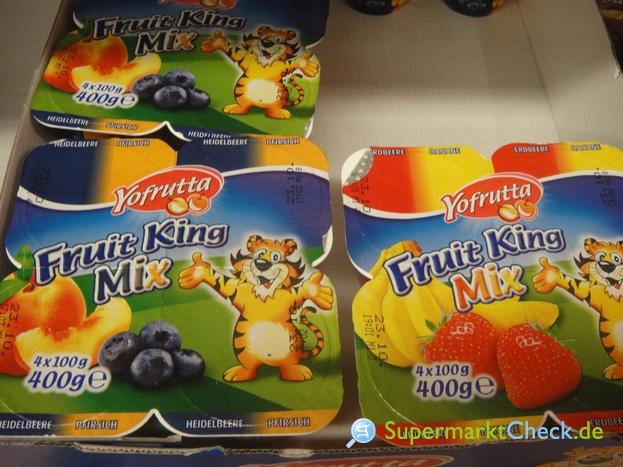 Foto von YoFrutta Fruit King Mix