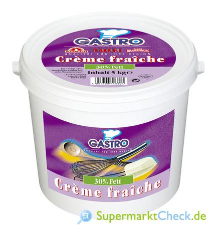 Foto von Campina Gastro Creme fraiche