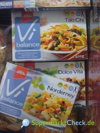 Foto von Iceline Food Vi balance Vital Menü