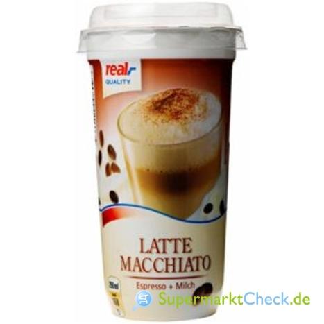 Foto von real Quality Latte Macchiato