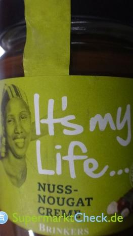 Foto von Brinkers Fairtrade Bio Nuss Nougat Creme