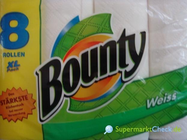 Foto von Bounty Küchentuch Weiss XL Pack