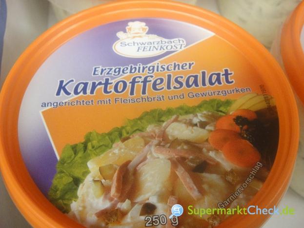 Foto von Schwarzbach Feinkost Erzgebirgischer Kartoffelsalat
