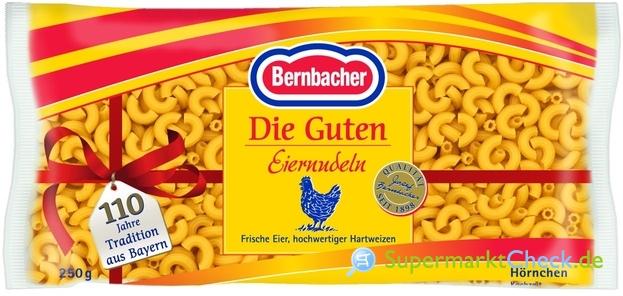 Foto von Bernbacher Die Guten Eiernudeln 110 Jahre