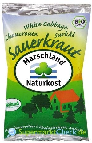 Foto von Marschland Bio Sauerkraut