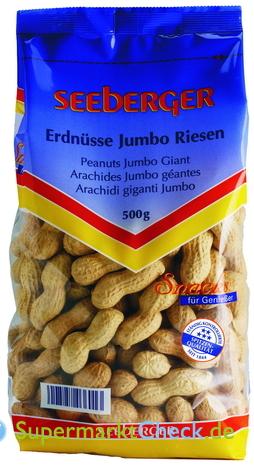 Foto von Seeberger Erdnüsse