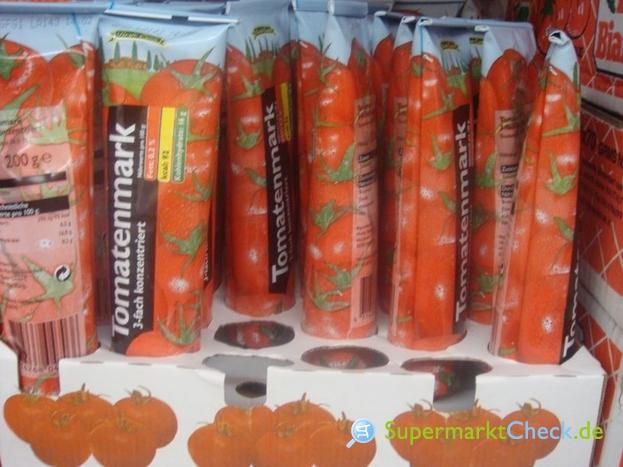 Foto von Netto Tomatenmark Beste Ernte