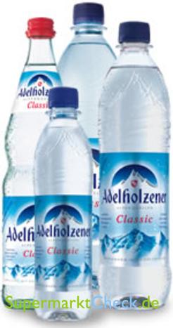 Foto von Adelholzener Mineralwasser