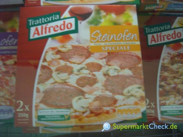 Foto von Trattoria Alfredo Steinofen Pizza