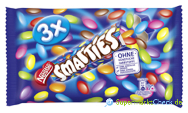 Foto von Nestle Smarties Multipack