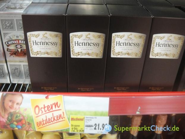Foto von Hennessy Very Special Cognac