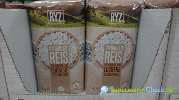 Foto von RYZ Parboiled Reis