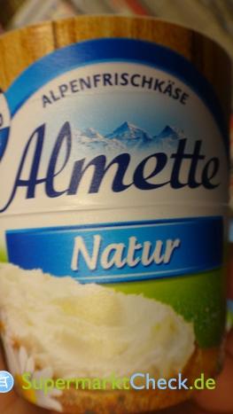 Foto von Almette Alpenfrischkäse