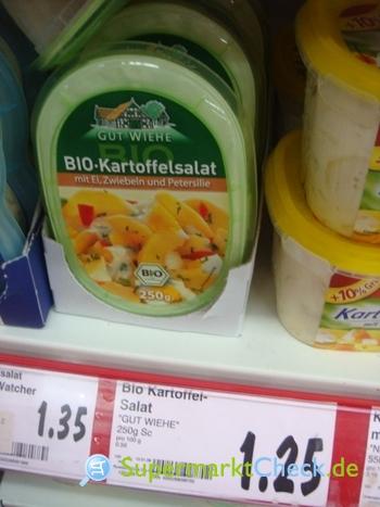 Foto von Gut Wiehe Bio Kartoffelsalat