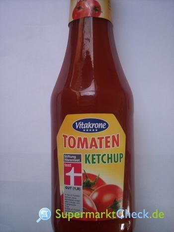 Foto von Vitakrone Tomaten Ketchup