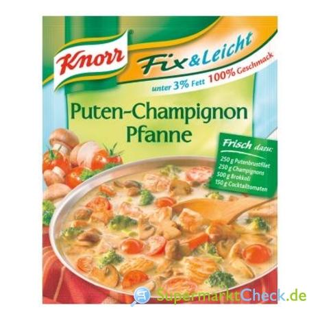 Foto von Knorr Fix & leicht