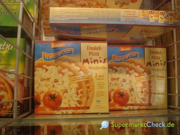 Foto von Demeter Natural Cool Dinkel Pizza Minis