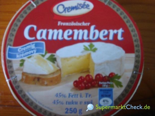 Foto von Cremisee / Norma Französicher Camenbert