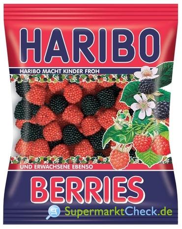 Foto von Haribo Berries