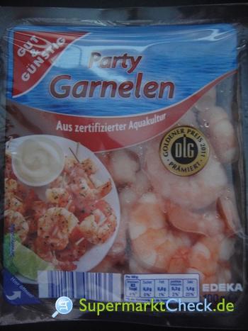 Foto von Gut & Günstig Party Garnelen