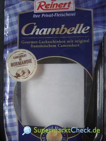 Foto von Reinert Chambelle Gourmet Lachsschinken