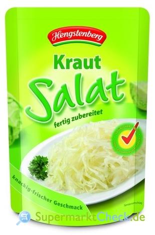 Foto von Hengstenberg Kraut Salat