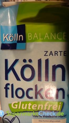 Foto von Kölln Balance Kölln Flocken glutenfrei