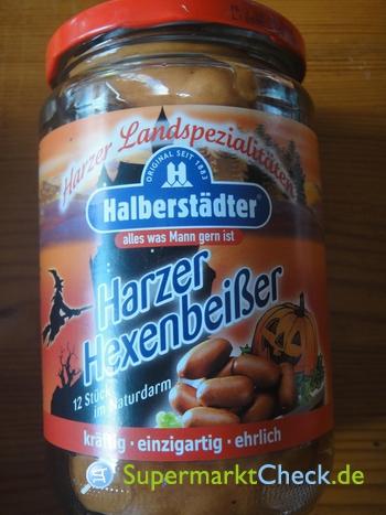 Foto von Halberstädter Harzer Hexenbeißer