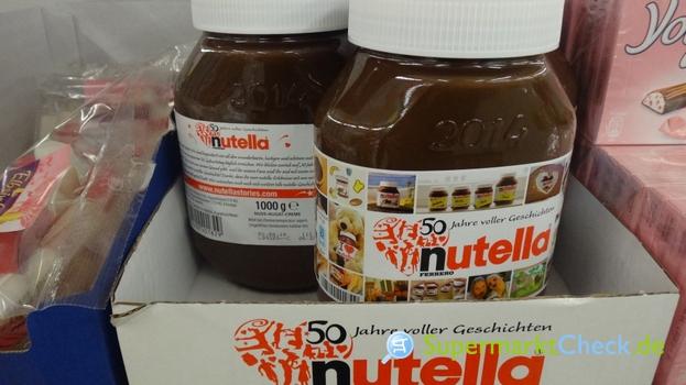 Foto von Nutella
